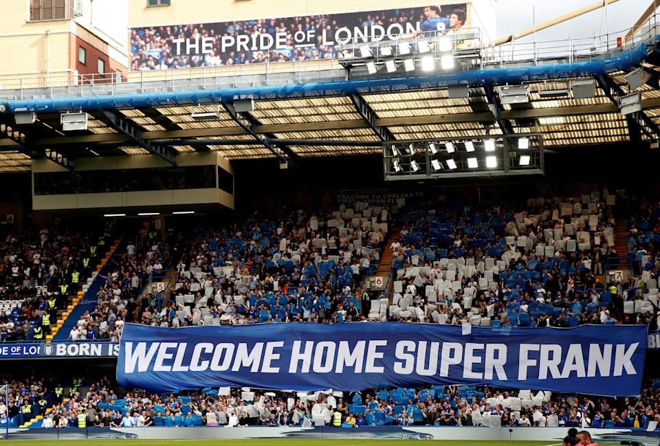 Lampard's popularity as a player wasn't enough to save himReuters