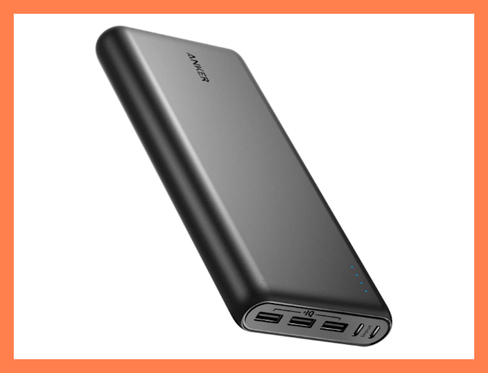 Save $20—Anker PowerCore 26800 Portable Charger. (Photo: Anker)