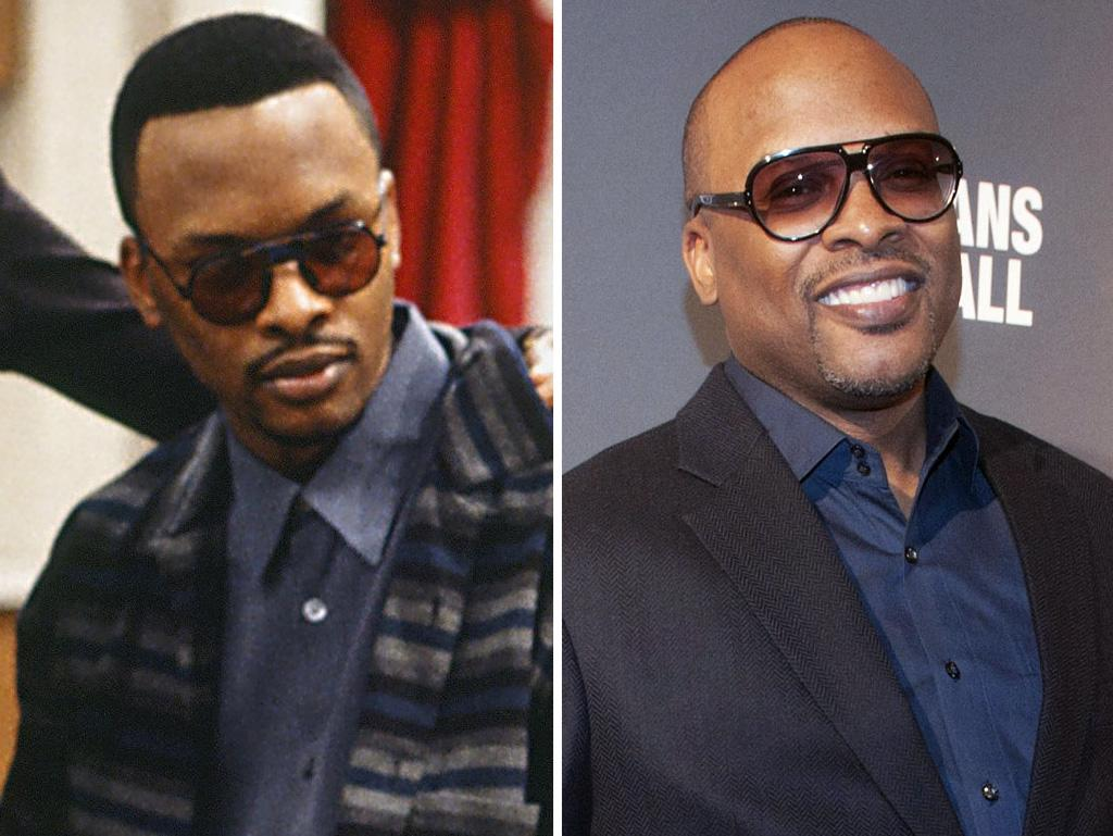 """<strong>DJ Jazzy Jeff</strong><br /><br /><strong>Played:</strong> Troublemaker Jazz<br /><br /><strong>Now:</strong> Jeffrey Allen Townes has been a DJ, music producer and performer, and sometime actor. He and his partner, Smith, released several hit albums in the '80s and '90s before splitting as a duo. Townes appeared in """"Fresh Prince,"""" often getting thrown out by Uncle Phil. In the years since, he has continued deejaying all over the world, recently spinning tracks on """"Late Night With Jimmy Fallon."""""""