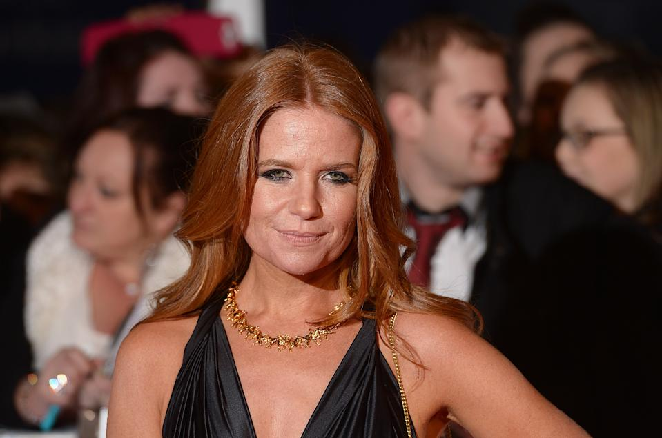 <em>Good Morning Britain</em> has been hit with complaints over a strapline the show used for an interview with Patsy Palmer. (PA)