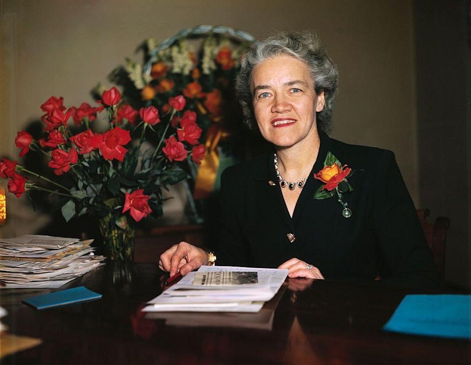 """<p>By the 1950s, Father's Day was celebrated by most Americans even though it wasn't recognized at the federal level. Maine Senator Margaret Chase Smith made a plea to Congress: """"The Congress has been guilty now for 40 years of the worst possible oversight against the gallant fathers of our land. Either we honor both our parents, mother and father, or let us desist from honoring either one,"""" she <a href=""""http://www.independent.org/newsroom/article.asp?id=1985"""" rel=""""nofollow noopener"""" target=""""_blank"""" data-ylk=""""slk:wrote"""" class=""""link rapid-noclick-resp"""">wrote</a>.</p>"""