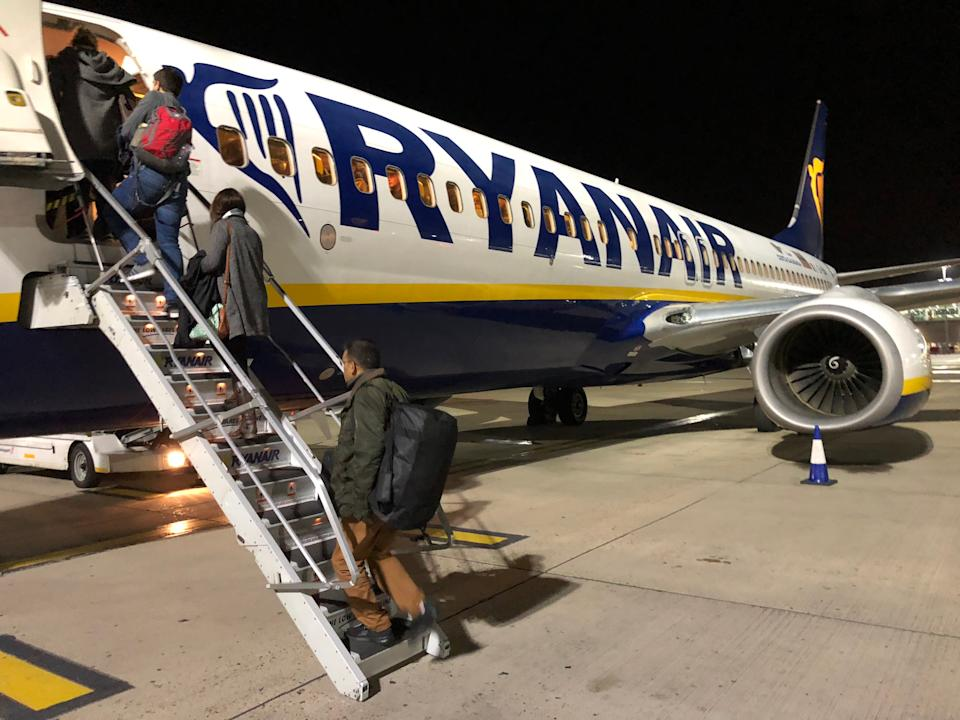 Ground stop: Ryanair is cancelling many flights in January, February and March (Simon Calder)