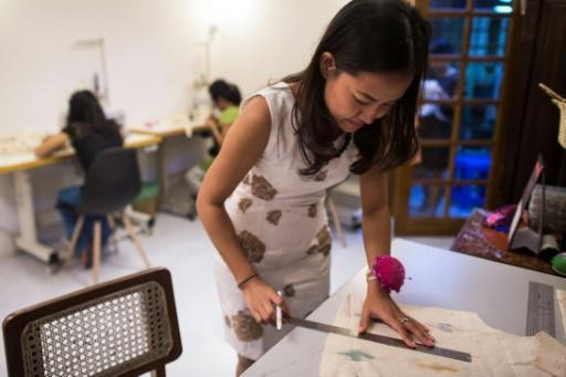 Made in Myanmar: designers put ethical twist on local fashion