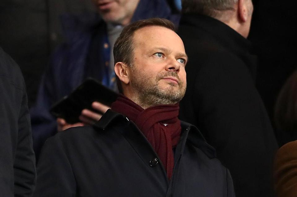 <p>Ed Woodward attended a Manchester United fans' forum last month</p>PA
