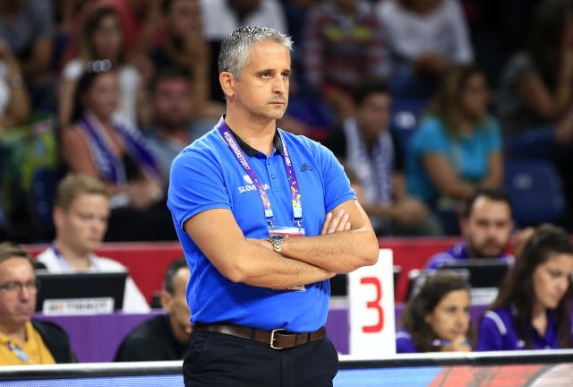 Igor Kokoskov will become the NBA's first European-born head coach after reportedly being hired by the Phoenix Suns. (AP)