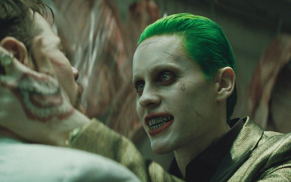 Jared Leto's Joker divided opinion and vanished from the big screen – until now - Warner Bros