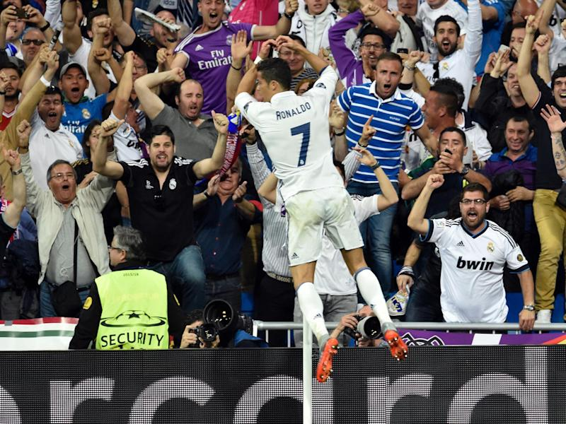 Ronaldo showed he is still the most lethal finisher in the world: Getty