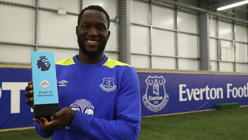 Romelu Lukaku Names the Best FIFA 17 Player at Everton & Waxes Lyrical Over Idrissa Gueye's Impact