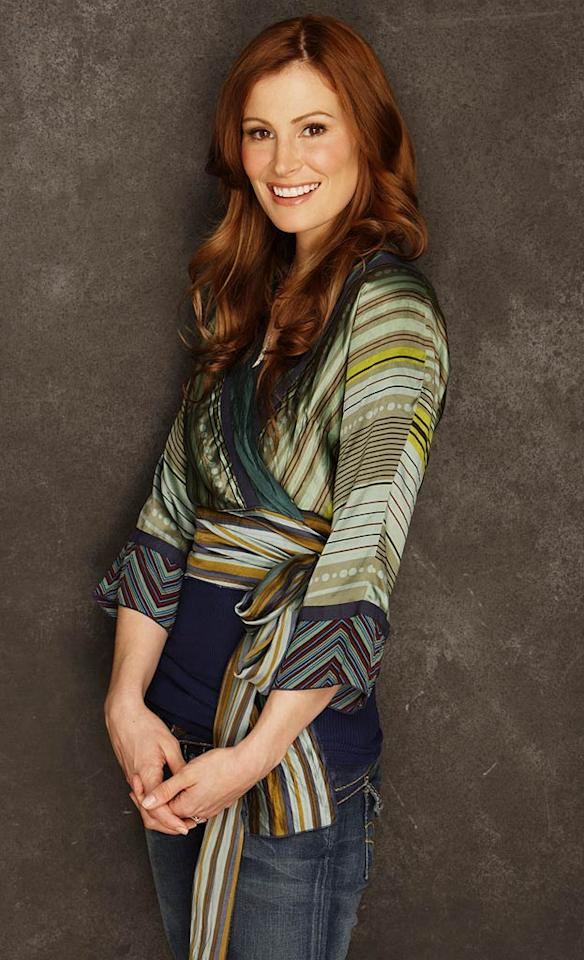 Designer Tracy Hutson appears on ABC Television Network's Extreme Makeover: Home Edition