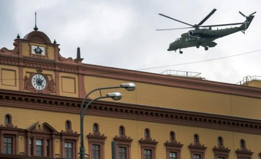 Russia says foiled IS-led suicide bomb attacks in Moscow