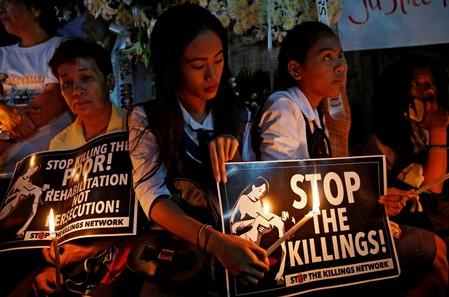 Philippines faces call for U.N investigation into war on drugs killings