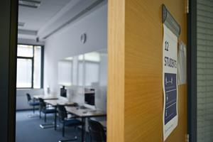All courses with eleven or more students are required to be hybrid or online.