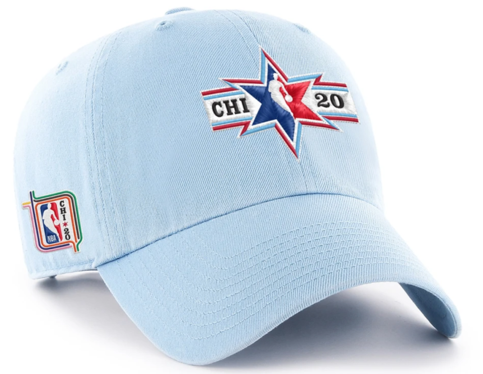 NBA All-Star Game '47 Clean Up Hat