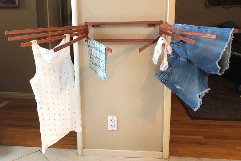 """The perfect solution for awkward spaces.<strong> <a href=""""https://fave.co/2Keh6tu"""" target=""""_blank"""" rel=""""noopener noreferrer"""">Get it on Etsy, $175</a></strong>."""