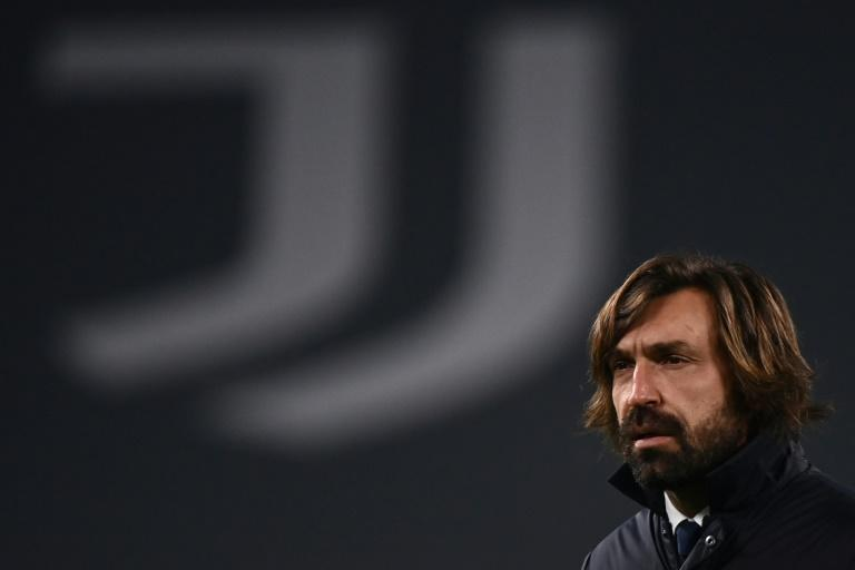 Juventus coach Andrea Pirlo won two Champions League titles playing for AC Milan