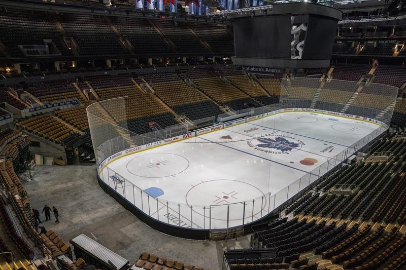 NHL's road to Edmonton and Toronto featured plenty of obstacles
