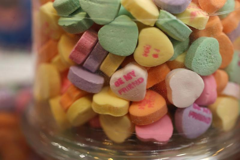 Valentine's Sweethearts Candies Are Making a Comeback But They Won't Be the Same