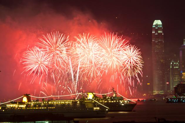 Spectacular cities for Chinese New Year celebrations