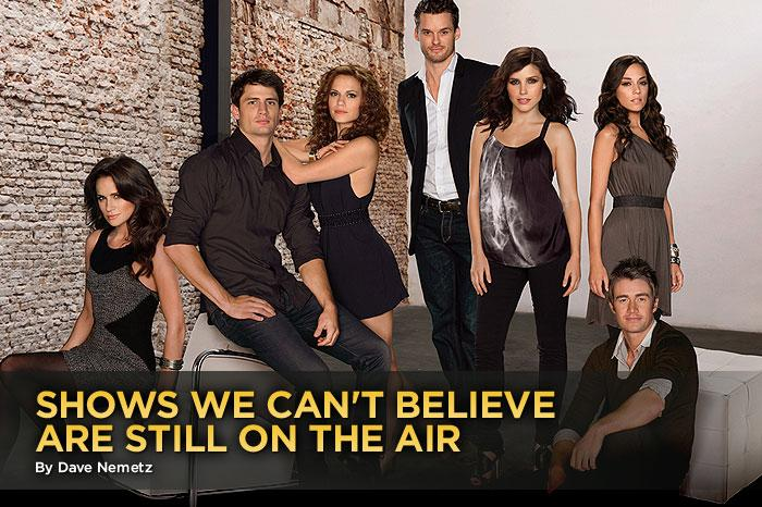 "TV shows come and go, but some endure… for no apparent reason. Case in point: The CW's ""<a href=""/one-tree-hill/show/35279"">One Tree Hill</a>,"" which inexplicably returns for a ninth (and thankfully final) season this week. (When it premiered, it was on The WB, for Pete's sake!) But ""OTH"" isn't the only show to hang on way past its expiration date. Here are a few other current shows that have never topped the ratings or won critical acclaim, but found a way to survive just the same."