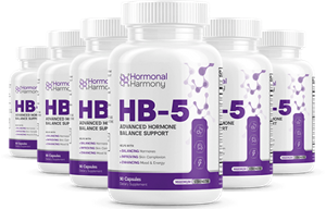 Everything about the hormone balance supplement Hormonal Harmony HB 5 discussed. Detailed Hormonal Harmony HB-5 reviews with benefits, side effects and dosage.
