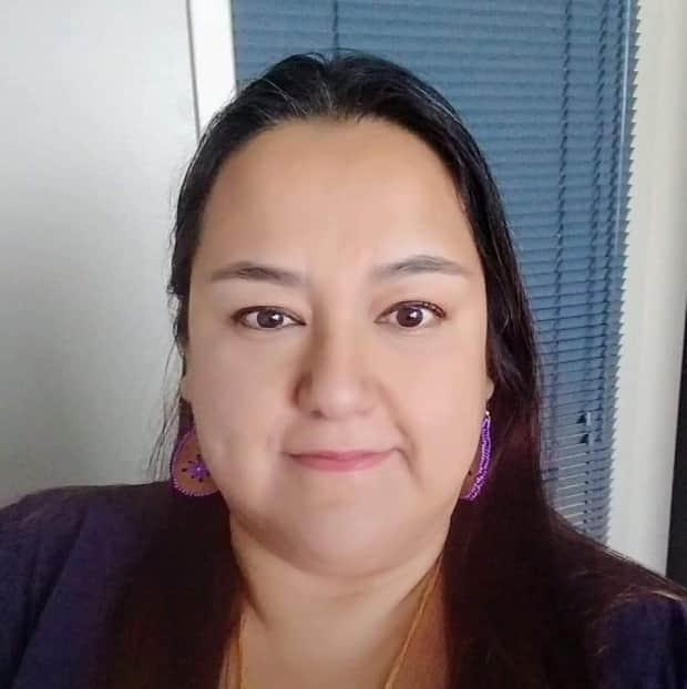 Malinda Gray, a PhD candidate in Indigenous studies attending Trent University in Peterborough, Ont., says there are still people who don't take beadwork as seriously as they should. .