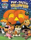 """<p>Join Ryder and the pups of Paw Patrol in <span><strong>PAW Patrol: Pup-tastic Halloween: A Spooky Lift-the-Flap Book</strong></span> ($8, originally $9) as they get ready for <a class=""""link rapid-noclick-resp"""" href=""""https://www.popsugar.com/Halloween"""" rel=""""nofollow noopener"""" target=""""_blank"""" data-ylk=""""slk:Halloween"""">Halloween</a> in Adventure Bay.</p>"""