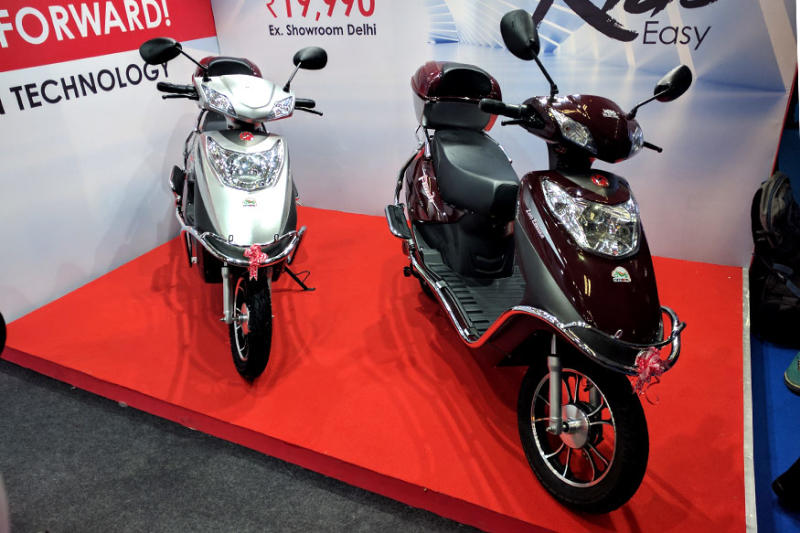 Hero Electric Announces Cash Discounts Worth Upto Rs 3,000 on its Models