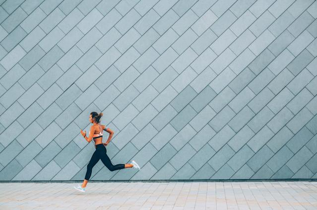 A new study highlights the important role exercise plays in treating mild to moderate depression. (Photo: Getty Images)