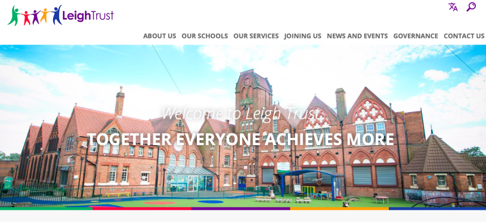 <em>The Leigh Trust told parents it was suspending the No Outsiders project (Leigh Trust)</em>
