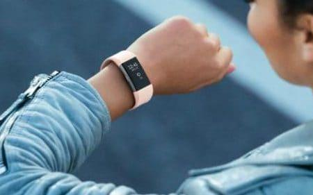 The Fitbit Charge wearable device - Fitbit