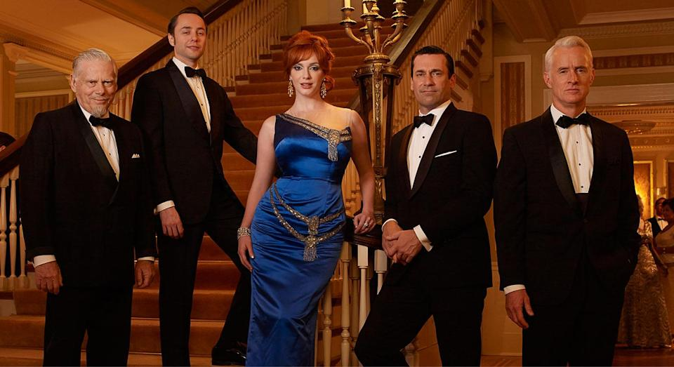 Television would never be the same again after 'Mad Men' (Lionsgate/AMC/Sky)