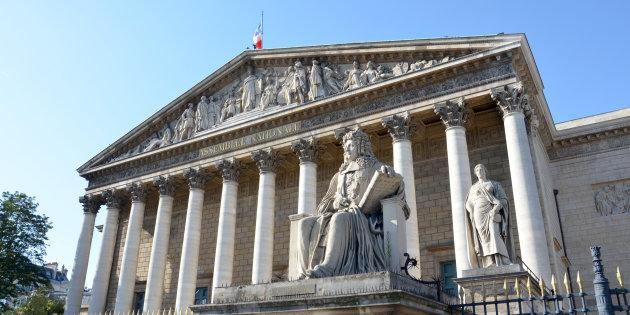Assemblée nationale: disparition de quatre oeuvres d'art