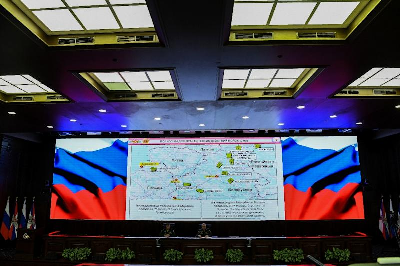 Russian Federation unveils a few numbers about major Zapad-2017 drills