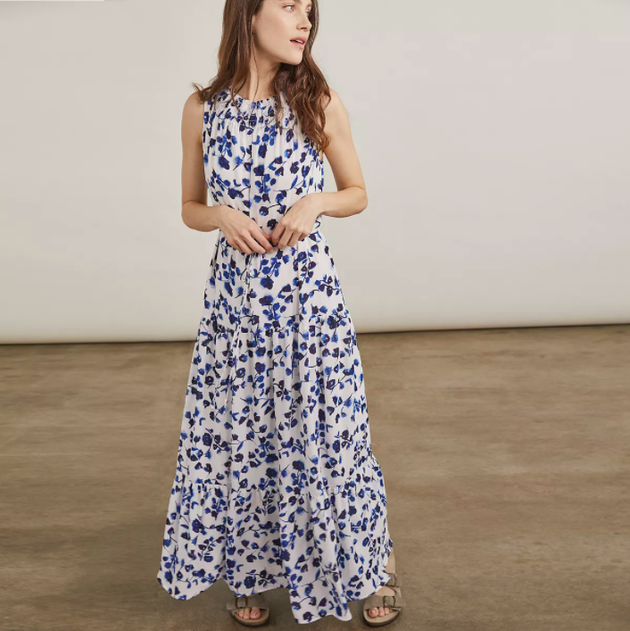 """<h2>Elizabeth & James Smocked-Neck Maxi Dress</h2><br><strong><em>The Hidden Gem </em></strong><br><br>We're pretty firm believers in Kohl's — especially as a resource for cuter-than-necessary separates from overlooked brands like LC Lauren Conrad and the Olsen twins' contemporary label Elizabeth & James. Pieces like this floaty, universally flattering floral maxi dress are hiding in plain sight on the department store's discount-heavy dot-com boasting piles of accolades from happy customers — who didn't have to spend too much for their ultimate summer dress. <br><br><strong>The Hype: </strong>4.6 out of 5 stars; 46 reviews on Kohls.com<br><br><strong>What They're Saying: </strong>""""Love the feel of this dress!! It feels feminine and springy. The fit is very comfy. I recently had throat surgery and the neckline covers the scar. I am looking forward to wearing this for a wedding reception and my son's graduation ceremony. Just for reference I am 5' 6"""", weigh about 137 pounds, am small-busted and I ordered a small."""" — ILoveKDramas<br><br><em> Shop Elizabeth & James at <strong><a href=""""https://www.kohls.com/catalog/womens-elizabeth-and-james.jsp?CN=Gender:Womens+Brand:Elizabeth%20and%20James"""" rel=""""nofollow noopener"""" target=""""_blank"""" data-ylk=""""slk:Kohl's"""" class=""""link rapid-noclick-resp"""">Kohl's</a></strong></em><br><br><strong>Elizabeth and James</strong> Smocked Neck Maxi Dress, $, available at <a href=""""https://go.skimresources.com/?id=30283X879131&url=https%3A%2F%2Fwww.kohls.com%2Fproduct%2Fprd-4343149%2Fwomens-elizabeth-and-james-smocked-neck-maxi-dress.jsp%3FprdPV%3D1"""" rel=""""nofollow noopener"""" target=""""_blank"""" data-ylk=""""slk:Kohl's"""" class=""""link rapid-noclick-resp"""">Kohl's</a>"""