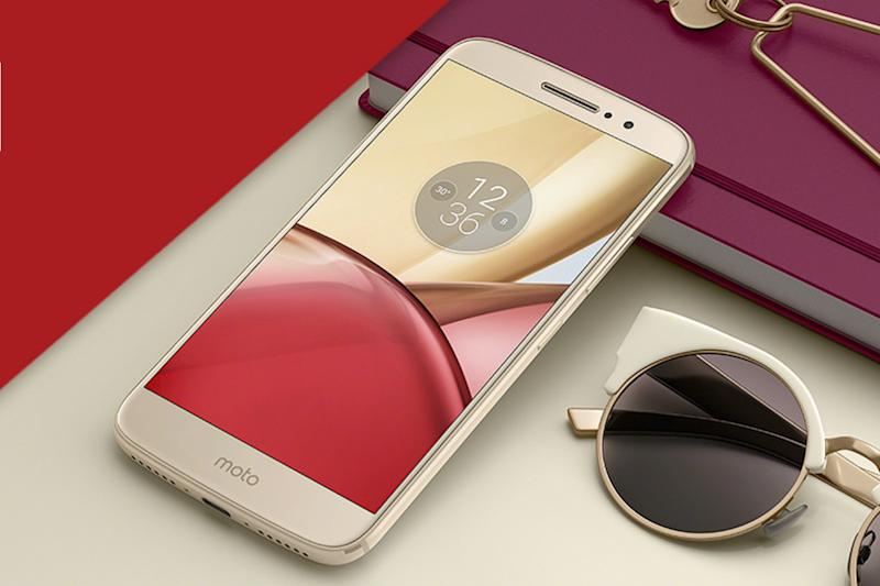 The Moto M is here, featuring 4GB of RAM, 16MP camera, and lackluster processor