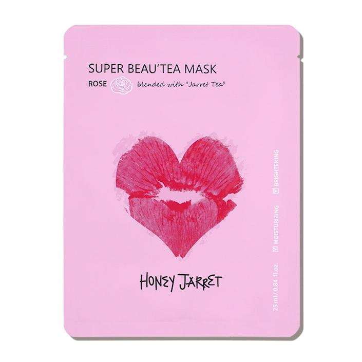 """<p>This sheet mask – which is infused with rose and tea extracts — has an appealing pink-lemonade shade and a scent that reminds me of strolling through the Brooklyn Botanic Garden. When I remove it, voilà! I have a newly refreshed and rejuvenated complexion. </p> <p>— Sam Escobar, digital editorial director</p> <p><a href=""""https://subscriptions.allure.com/pubs/N3/ALL/ALB_Login.jsp?cds_page_id=248731&cds_mag_code=ALL&id=1620654811310&lsid=11300853313057612&vid=1"""" rel=""""nofollow noopener"""" target=""""_blank"""" data-ylk=""""slk:+Get it here+"""" class=""""link rapid-noclick-resp""""><strong>+Get it here+</strong></a></p>"""