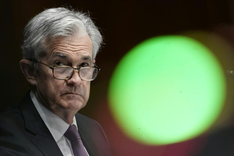 Federal Reserve Chair Jerome Powell said the US economy cannot recover until the pandemic is dealt with