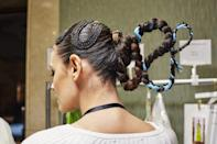 """<p>Whether it's elaborate embellished updos, a 1980s perm revival or the fash crowd's go-to 'I woke up like this' hair, fashion month is the place to get all your Spring hair trend inspiration for next season.</p><p>From Chanel and Fendi, to Simone Rocha and Molly Goddard, check out the best backstage <a href=""""https://www.elle.com/uk/beauty/hair/g32408/hairstyle-trends/"""" rel=""""nofollow noopener"""" target=""""_blank"""" data-ylk=""""slk:hairstyles and trends"""" class=""""link rapid-noclick-resp"""">hairstyles and trends</a> from fashion week SS22, right here.</p>"""