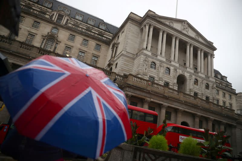 UK consumers pick up pace of borrowing for first time since mid-2018 - BoE