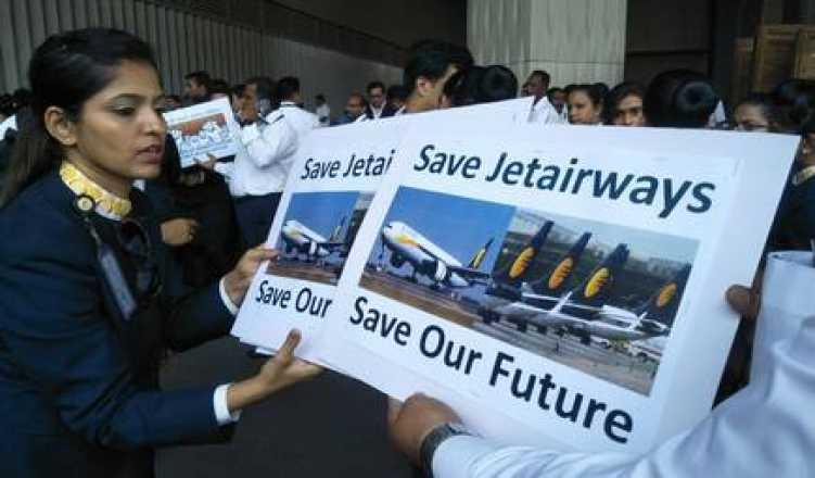Jet staffers seek Prez intervention for salary dues, emergency funds to airline