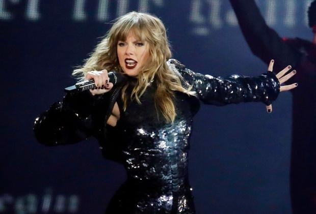 Taylor Swift post drives surge of voter registrations