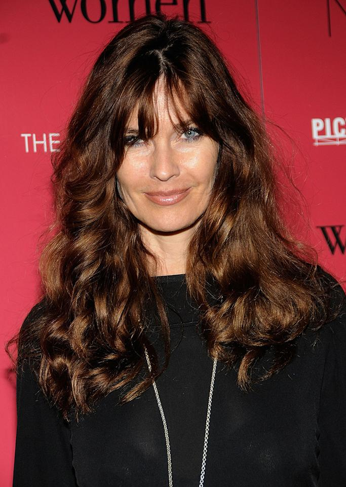 "<a href=""http://movies.yahoo.com/movie/contributor/1800042903"">Carol Alt</a> at the New York City Cinema Society Screening of <a href=""http://movies.yahoo.com/movie/1809926850/info"">The Women</a> - 09/11/2008"