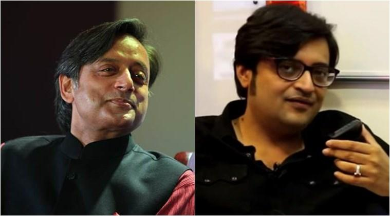 Arnab Goswami, Sunanda Pushkar, Shashi tharoor, Sunanda Pushkar death case, India news, Indian Express news