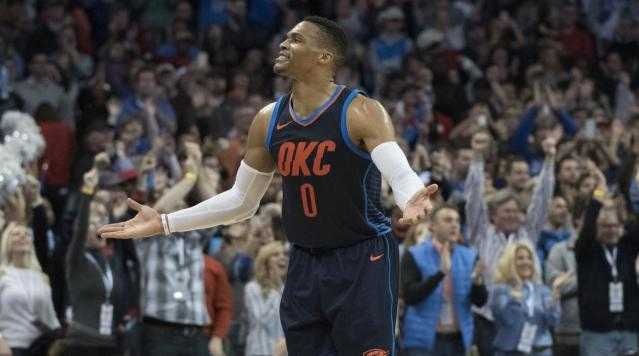 """<p>Well, another week of NBA basketball has passed us by, and it was a good one! This year's Christmas slate was one of the best in recent memory; each game was filled with excitement and came (pretty much) right down to the wire.</p><p>Though it's never fair to judge any team based on one game, we did see some movement as a result of play on Jesus's birthday. I don't think we can call the Rockets No. 1 any longer, we <em>need </em>to pay very close attention to the Thunder, and the Knicks' win over the Celtics might be more indicative of Boston's fall than New York's rise. How's everything shaking out after the unofficial start of the season? Let's have a look, why don't we?</p><p><strong>30. Atlanta Hawks (8–25)</strong><br><strong>Last Week: 30</strong><br>Quavo should coach the Hawks. Obviously he's a great motivator.</p><p><strong>29. Memphis Grizzlies (10–23)<br>Last Week: 27</strong><br>Why haven't the <a href=""""https://www.si.com/nba/2017/11/17/grizzlies-mike-conley-achilles-injury-no-timetable-return"""" rel=""""nofollow noopener"""" target=""""_blank"""" data-ylk=""""slk:Grizzlies ruled Mike Conley out"""" class=""""link rapid-noclick-resp"""">Grizzlies ruled Mike Conley out</a> for the season yet?</p><p><strong>28. Orlando Magic (11–23)<br>Last Week: 25</strong><br>There's no reason Mario Hezonja should be playing fewer than 30 minutes in a given game. We (and the Magic) need to fix this.</p><p><strong>27. Phoenix Suns (12–23)<br>Last Week: 29</strong><br>That might be a while, Book. No offense.</p><p><strong>26. Dallas Mavericks (9–25)<br>Last Week: </strong><strong>28</strong><br>For four games, at least, Harrison Barnes has looked like a guy who can have his own team. Yeah, this was supposed to be his team, if you'd forgotten.</p><p><strong>25. Chicago Bulls (10–22)<br>Last Week: 26</strong><br>Bobby Portis and Nikola Mirotic are kind of amazing together. Whatever Portis was mad about when he <a href=""""https://www.si.com/nba/2017/10/17/report-nikola-mirotic-hopsitalized-after-figh"""