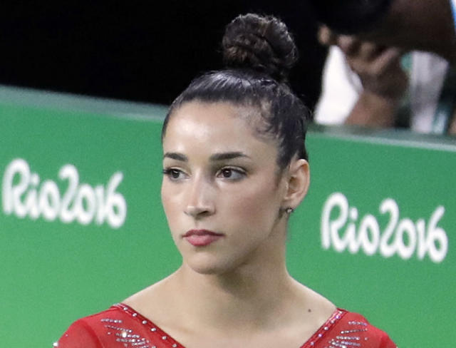 Aly Raisman says she is among the young women abused by former USA Gymnastics team doctor Larry Nassar. (AP)