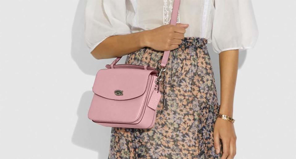 Coach's summer sale now has 50% off more than 250 picks.