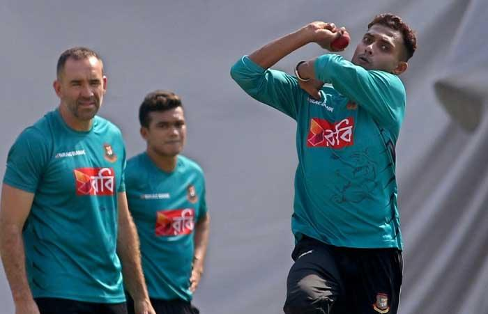 Bangladesh recall Shafiul Islam for ICC Champions Trophy 2017