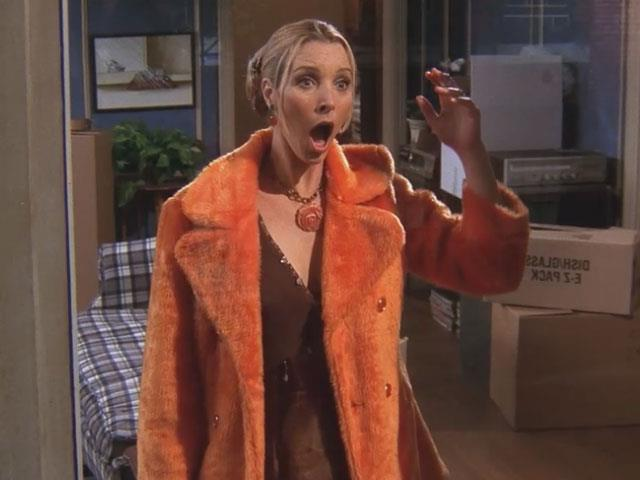 Turns out that Phoebe Buffay was supposed to have a VERY different ...