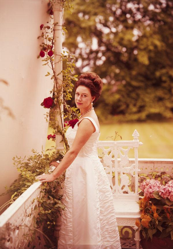 Princess Margaret features in a photograph taken by Cecil Beaton, a famed photographer and costume designer (Reeman Dansie)
