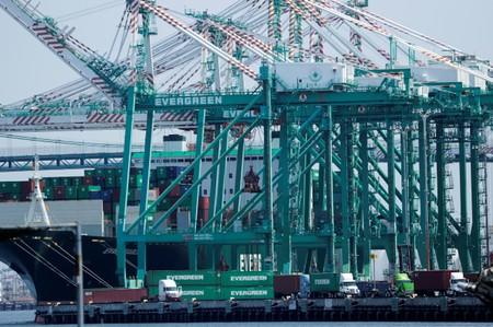 U.S. trade deficit shrinks, gap with China remains elevated